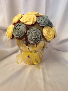 Large Cupcake Bouquet